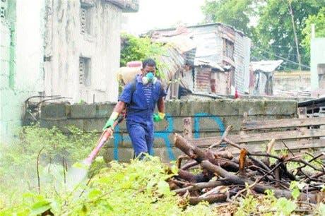 El país se moviliza ante la incidencia del dengue