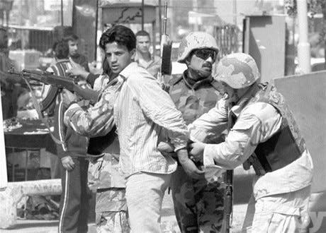 <p>Hieren vice Irak en atentado</p>