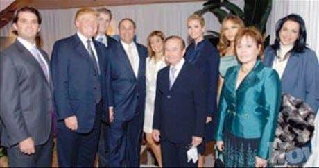Cap Cana y Trump firman acuerdo