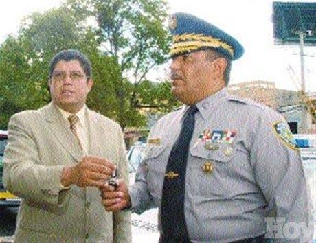Barrio Seguro irá a provincia Santo Domingo