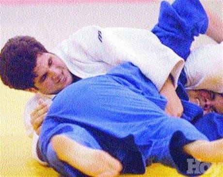 José Vázquez gana oro en torneo del Caribe de Judo