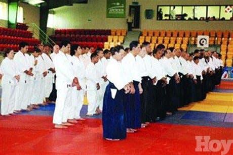 Entrenadores de 21 países inician seminario Panamericano Aikido