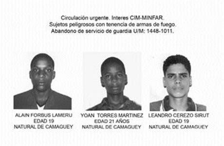 <STRONG>CUBA<BR></STRONG>Muere oficial en intento secuestro avión