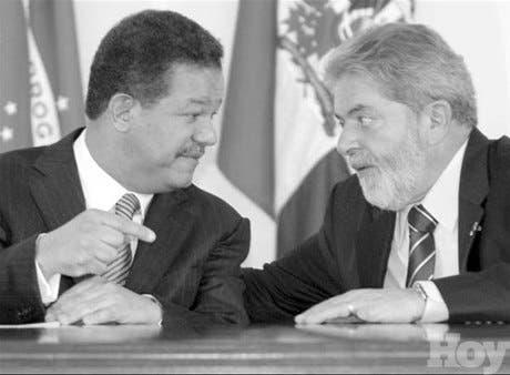 Lula y Fernández abogan a favor de biocombustibles