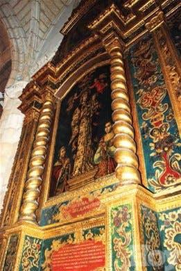 Hermosos detalles decorativos<BR>en capillas catedralicias
