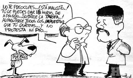Hoy Digital - Notas sobre la caricatura periodística en RD hoy