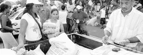 Inespre venderá alimentos a choferes públicos