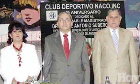 Club Naco celebra su 49 aniversario; actividades están dedicadas a Subero Isa
