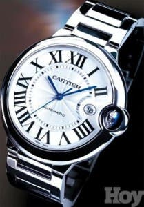 Cuanto vale un reloj cartier de mujer