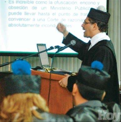 Defensa Báez Cocco responde a la fiscalía