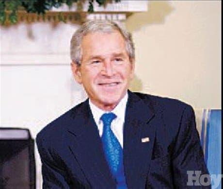 Bush busca explorar crudo en alta mar