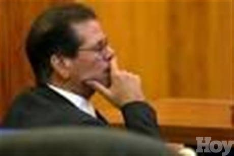 Báez Figueroa y Báez Cocco ingresan a prisión