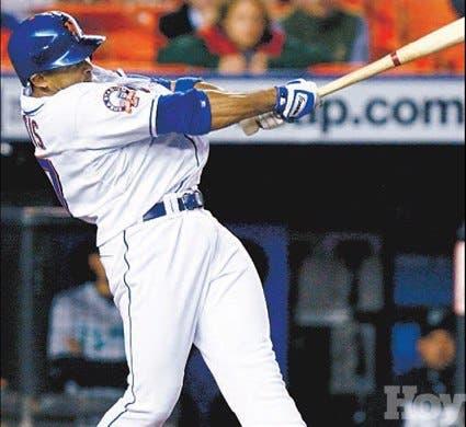 Tatis batea de 4-3 en victoria de los Mets