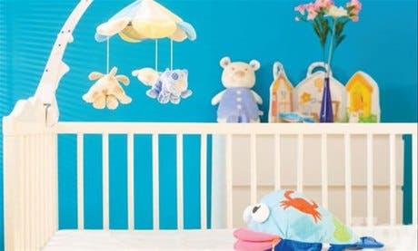 Descubra la importancia de la cuna en la habitación de su recién nacido