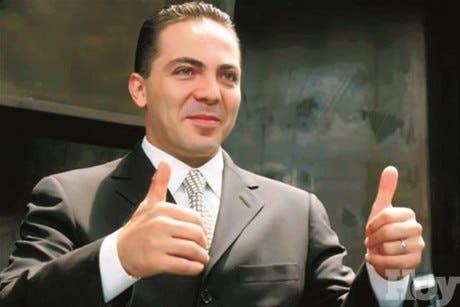 """<STRONG>Cristian Castro<BR></STRONG>""""He tenido errores terribles"""""""
