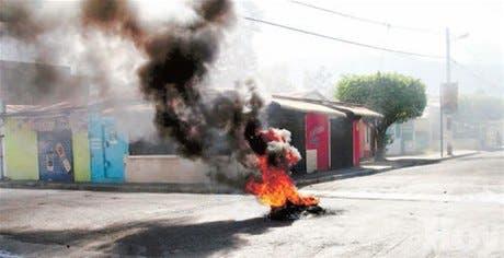 Apagones provocan protestas