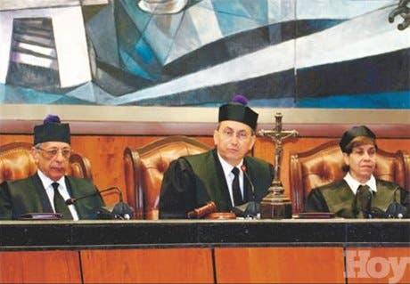 Jurista dice jueces SCJ hablan de falta liderazgo deben renunciar