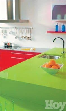 Innovación, creatividad e intensidad en la decoración de la cocina actual