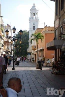 Un día en la calle El Conde
