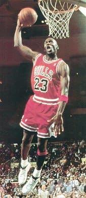 <STRONG>JORDAN<BR></STRONG>El más grande baloncestista al Salón Fama