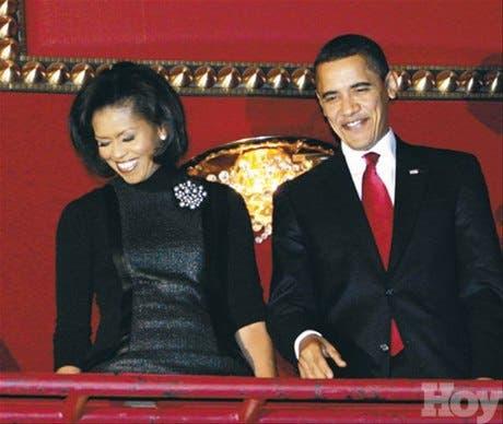 <STRONG>En rosa<BR></STRONG>Obama planea una velada especial para su esposa enSan Valentín