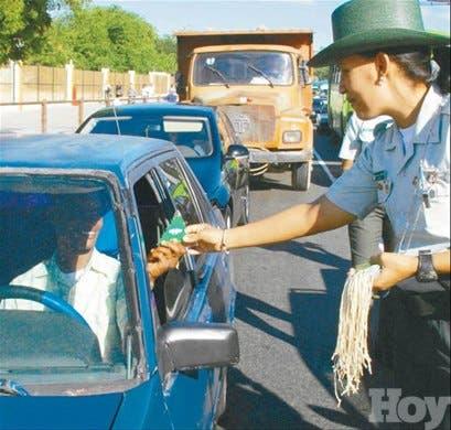 Traspaso por vehículos ya vendidosserá hasta agosto