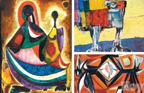 <STRONG>ARTE CONTEMPORÁNEO<BR></STRONG>Obras maestras de pintura RD en Corea