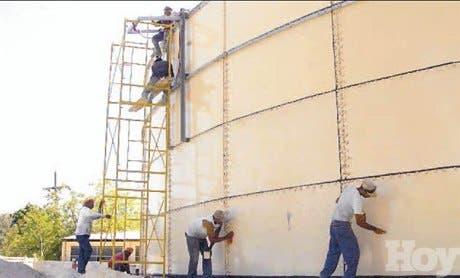 Depósito regulador mejorará servicio agua Azua
