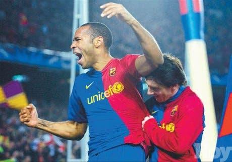 Barcelona triunfa en Liga de Campeones