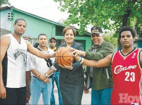 DNCD lleva su festival deportivo a Boca Chica