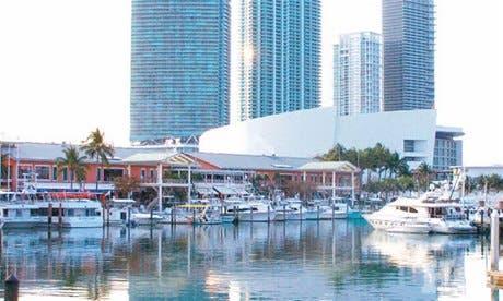 Es cool ir de finde a Miami