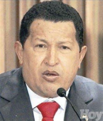 Chávez ratificará compra refinería