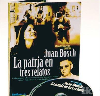 """Presentan gala premiere del film """"Juan Bosch: La patria en tres relatos"""""""