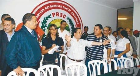 <P>JCE autoriza asamblea de PRSC y grupo Leger pierde</P>