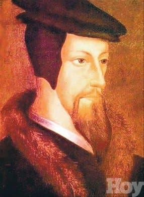 Los 500 años del nacimiento de Juan Calvino