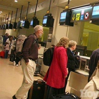 Reclaman equipajes