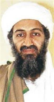 Hija Bin Laden se refugia en una embajada