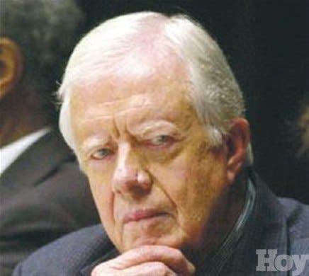 Carter pide perdón al pueblo judío