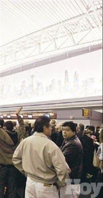 Evacúan parte aeropuerto JFK por seguridad