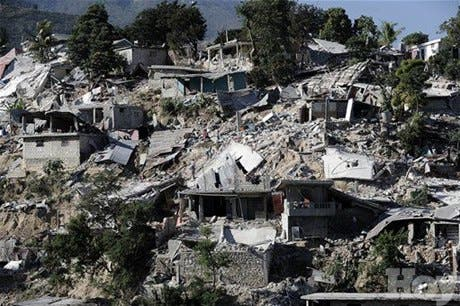 México aportará US$8 millones a Haití
