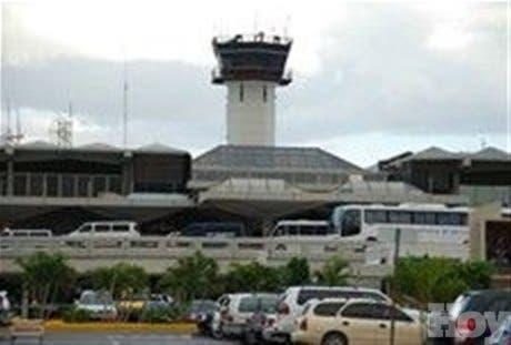 Cancelan ocho vuelos entre la República Dominicana y EE.UU por tormenta