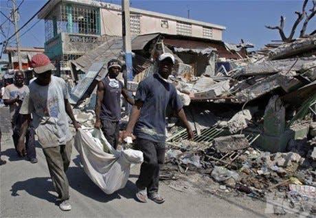 Más de 200.000 muertos y 4.000 amputados en Haití