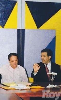 El PLD expulsa a Gilberto Serrulle de forma deshonrosa