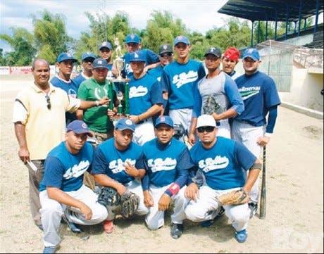 Robles campeón torneo de béisbol carnavalesco LV