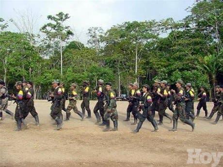 FARC dan «luz verde» al operativo de liberación de dos rehenes en Colombia