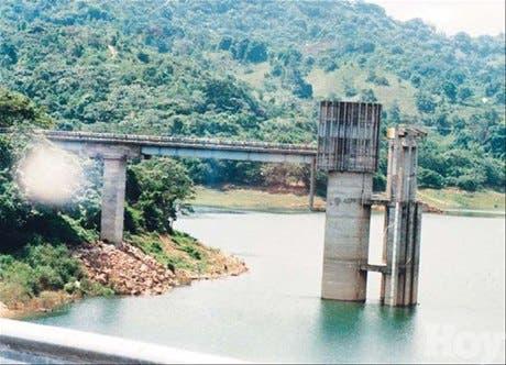 La sequía aún mantiene bajo <BR>nivel embalse de Sabaneta