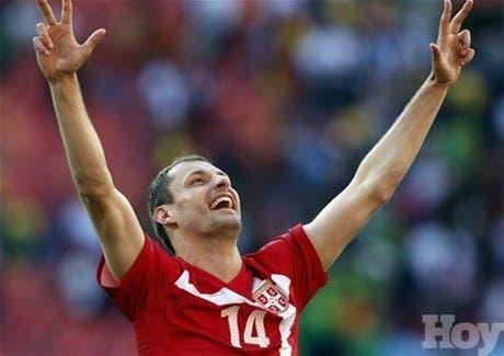 Mundial: Serbia vence a Alemania (1-0)