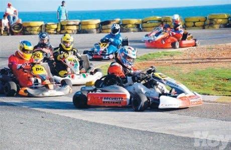 Anuncian pruebas puntuables del torneo kartismo