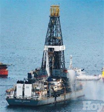 BP recuperaría 28 mil barriles de petróleo la próxima semana