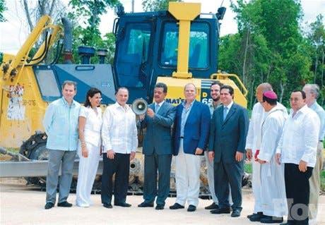 Emporios inician el Blue Mall Punta Cana emplearía a 800